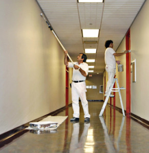 Commercial Painting Gafford Painting And Finishing Inc - Painting contractors